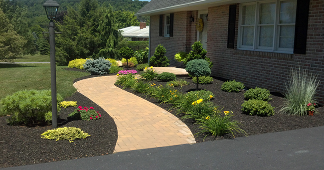 Landscaping Services, services
