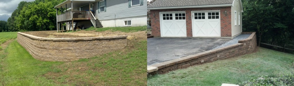 retaining_wall, Hardscaping services