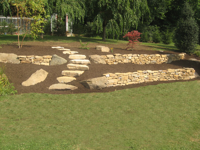 Stone Or Concrete Which Is The Best Choice For Your Landscape Houp Landscaping Enhancing Nature S Beauty